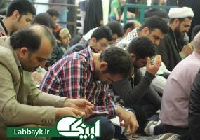 زیارت اول با حضور ۴ کاروان از 4 استان کشور در نجف اشرف برگزار شد