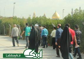 بازدید و زیارت دانشگاهیان از مسجد کوفه؛چهارمین مسجد بافضیلت جهان اسلام