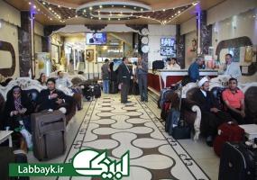 سیصدمین کاروان از دانشگاهیان کشور وارد نجف اشرف شد