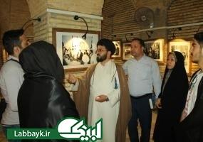 دانشجویان با زندگی امام خمینی (ره) در سال های تبعید در عراق آشنا شدند