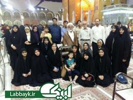 از ورود تا خروج کاروان های دانشگاهی از نجف اشرف/گزارش تصویری