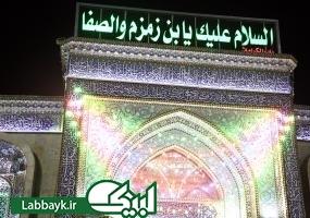حال و هوای کربلا در شب عید سعید غدیر + تصاویر