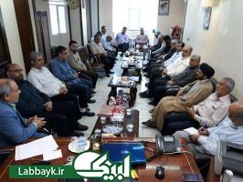 جشن عید غدیر ویژه کارگزاران عتبات و زائرین دانشگاهی در کاظمین برگزار شد