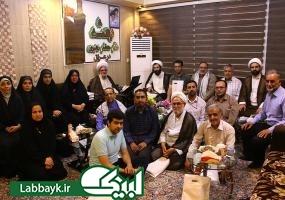 دیدار اساتید دانشگاه ها با مسئول بعثه مقام معظم رهبری در عراق