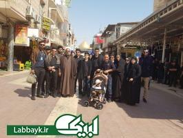 بازگشت ششمین کاروان  استان البرز به میهن اسلامی