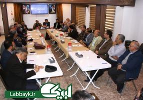 نشست  هم اندیشی مدیران عتبات دانشگاهیان استان تهران برگزار شد